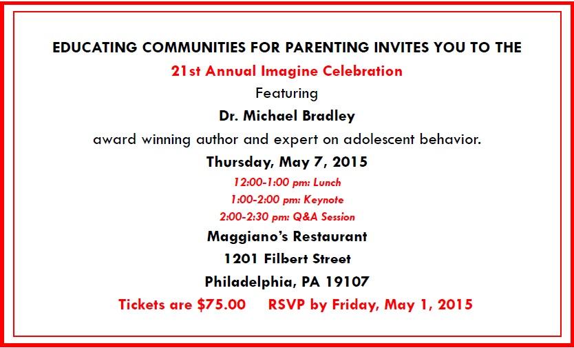 Imagine Invitation Page 2